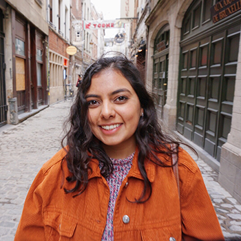 Nadia Tahir headshot