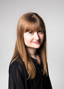 Sophie Pitman headshot